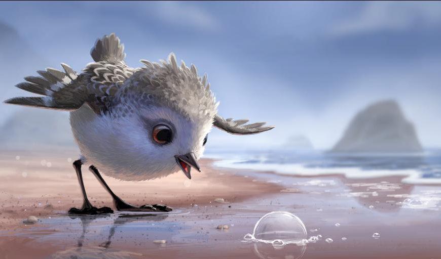 CONSULTORIO CREATIVO - Piper Pixar